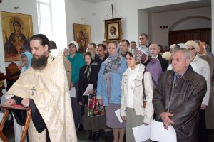 Трезвость, освященная обетом - Обет Трезвости 18 мая 2010.jpg